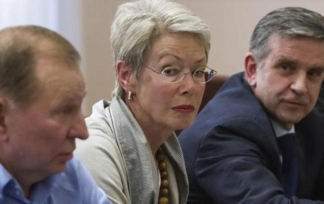 У Мінську завершилися переговори тристоронньої контактної групи