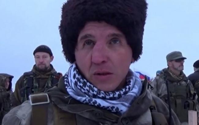 "На Донбассе ликвидирован командир ""ЛНР"""