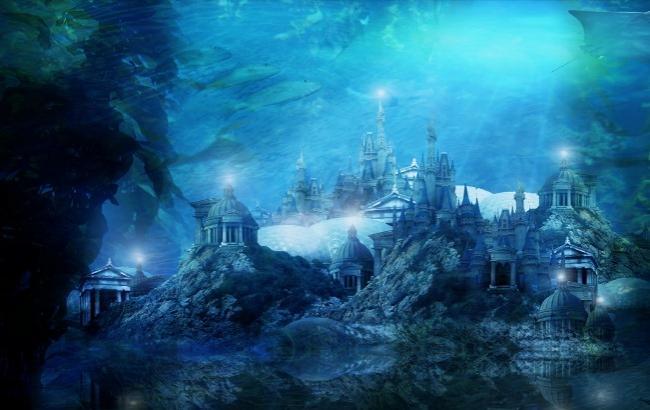Фото: З'явилося нове пояснення легенді про загибель Атлантиди (paranormal-news.ru)
