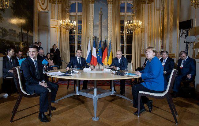 Лідери нормандської четвірки зустрілися в Парижі: підсумки переговорів