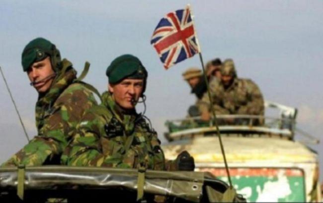 Армия Англии находится вплачевном состоянии