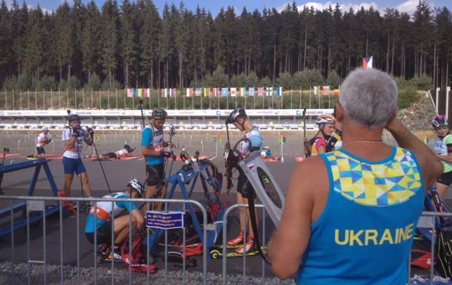 Фото: літній чемпіонат світу-2018 (biathlon.com.ua/Юлія Садикова)