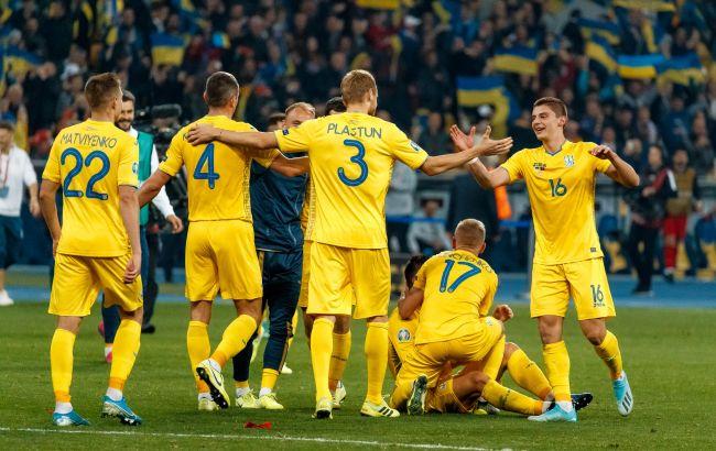 Став відомий календар матчів збірної України у групі Ліги націй