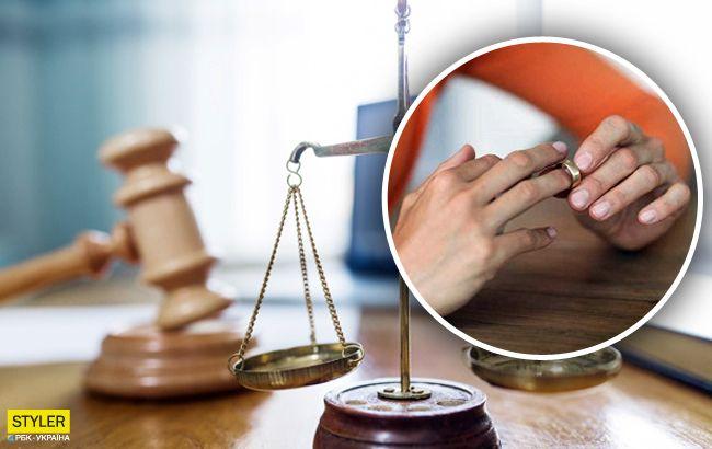 Развод в Украине: расторгнуть брак теперь станет дороже