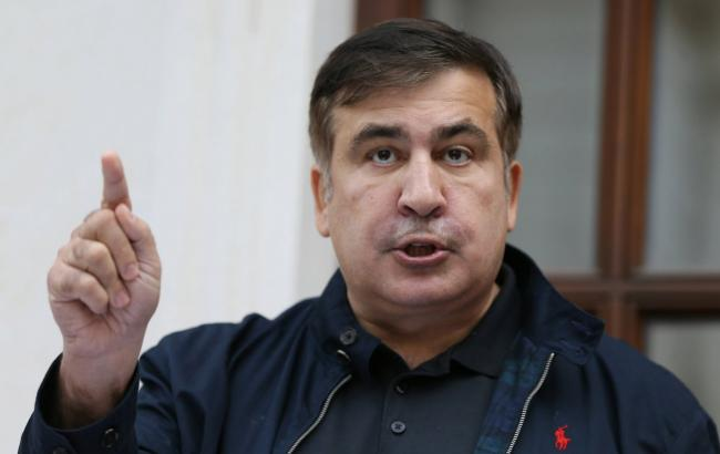 Саакашвілі збирається стати мером Одеси (відео)