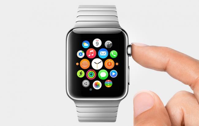 """Apple презентувала """"розумний"""" годинник"""