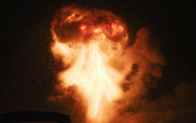 Фото: взрыв (УНИАН)