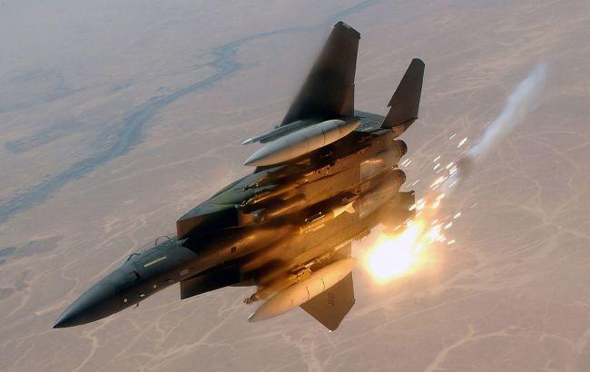 Два винищувачі F-15 та сім боєприпасів: Пентагон розкрив деталі удару в Сирії