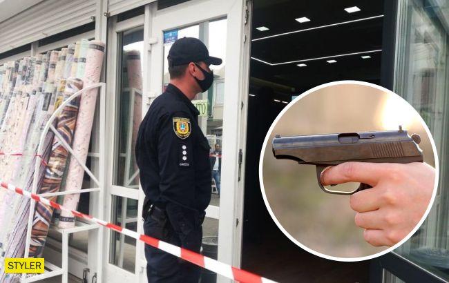 Стрельба в Одессе: появились новые детали разборок (видео)