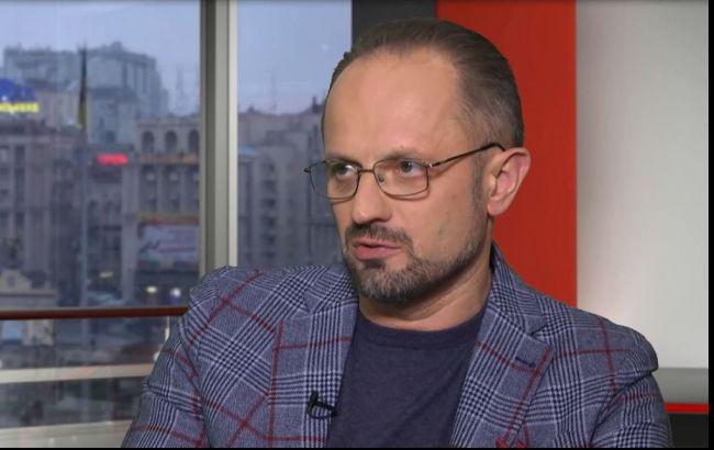 Фото: экс-представитель Украины в Трехсторонней контактной группы Роман Бессмертный