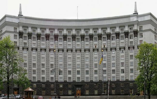 Кабмин утвердил порядок финансирования реконструкции днепровских водохранилищ