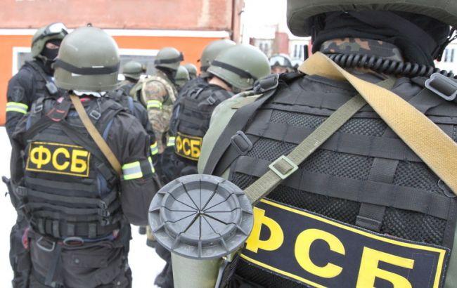 """Фото: ФСБ России задержала в Крыму еще одного """"украинского шпиона"""""""