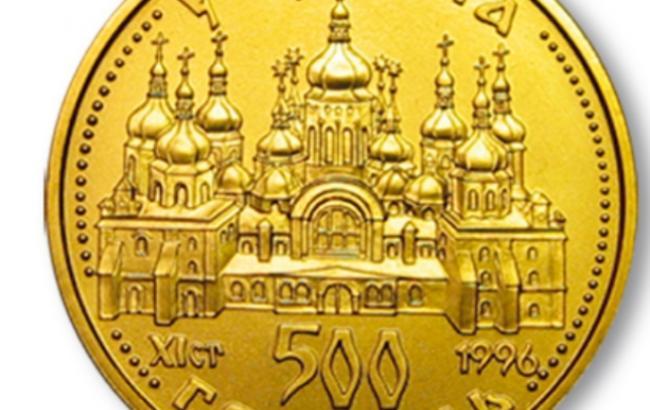 Выпуск монет украины в 2017 году 5 000 100