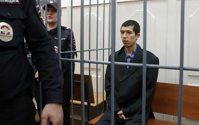 Фото: предполагаемый организатор теракта в метро Петербурга Аброр Азимов