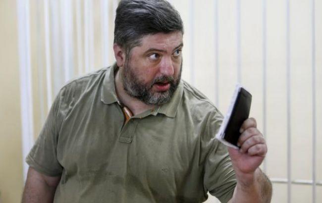 """Фото: другий підозрюваний у справі """"Східного ГЗК"""" Сергій Перелома"""