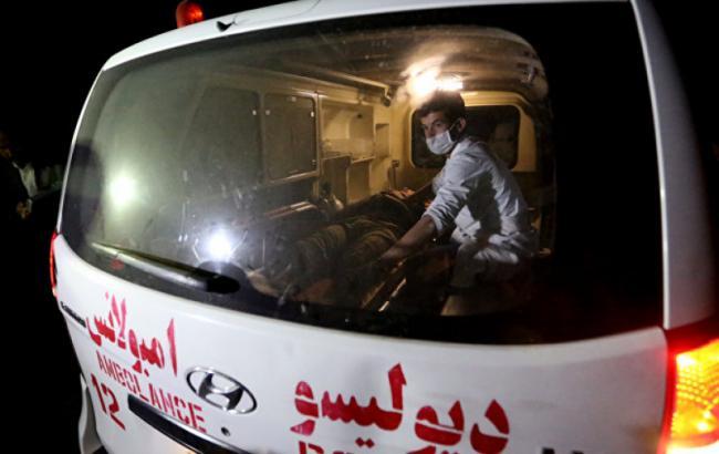 В результаті теракту в центрі столиці Афганістану загинули три людини