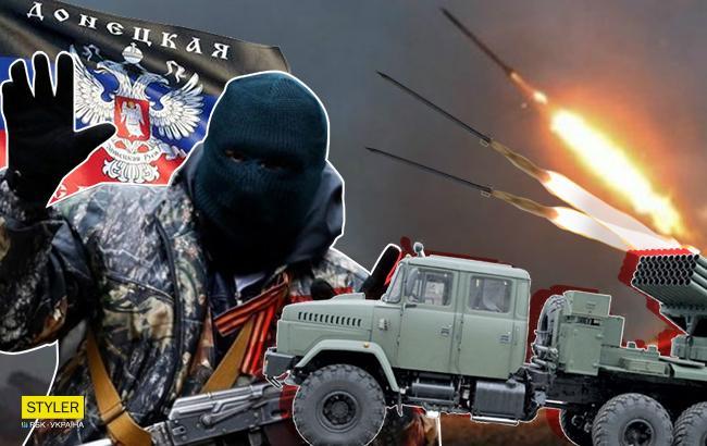 """""""Не ми б'ємо, """"Верба"""" б'є"""": волонтер оригінально потролив проросійських бойовиків"""