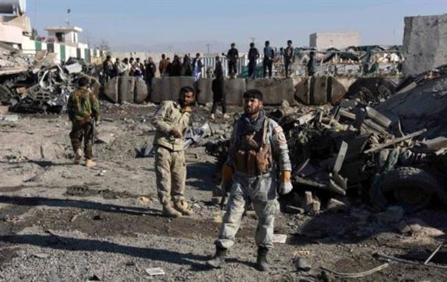 Врезультаті атаки талібів вАфганістані загинули більше 30 поліцейських