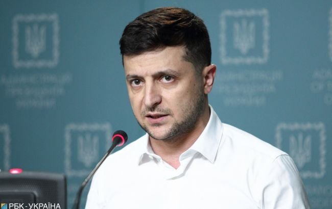 Зеленский наградил водолазов-ликвидаторов аварии на ЧАЭС