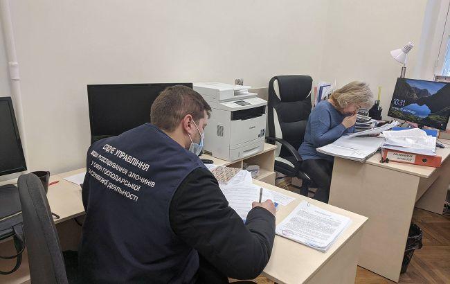 Названа причина обшуків в музеї Революції гідності у Києві