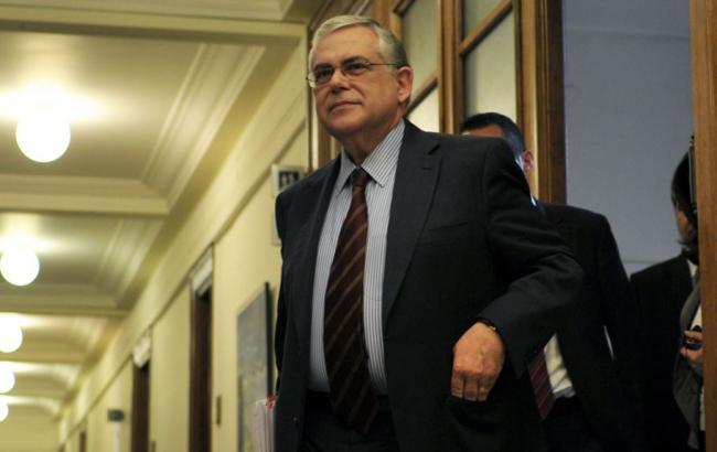 ВАфинах совершено покушение наэкс-премьера Греции