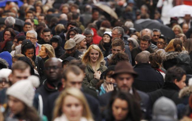 Фото: население