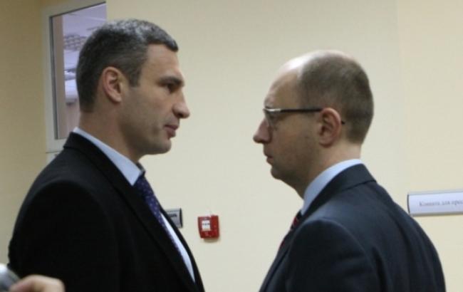 Бюджетна диверсія для Києва від уряду