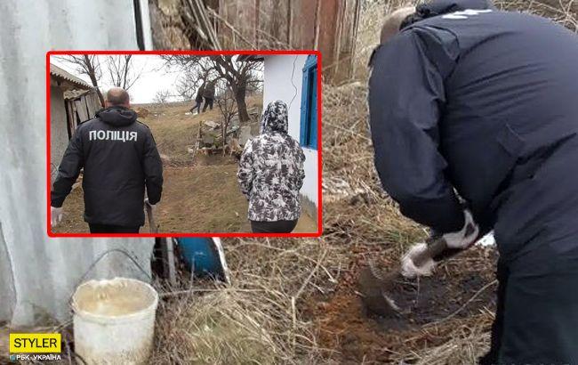 Родила и закопала заживо: подробности ЧП в Одесской области