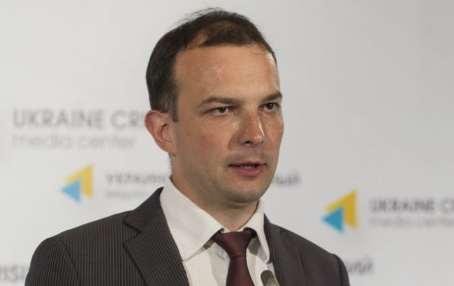 Фото: голова Антикорупційного комітету Єгор Соболєв