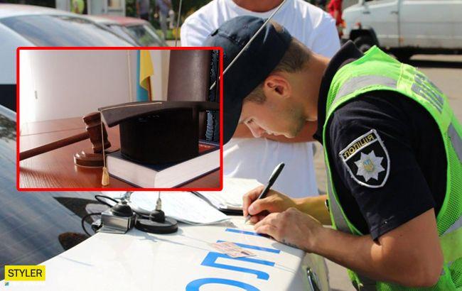 Я можу собі дозволити: в Одесі суддя жорстко обматюкав поліцейських (відео)