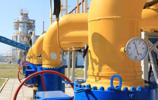 Обсяги використання газу в Україні в жовтні скоротилися на 27,2% - до 2,8 млрд куб. м, - Держстат