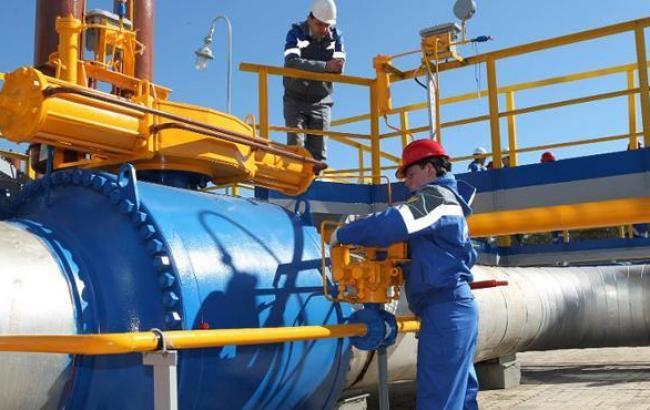 Количество газа в ПХГ Украины сократилось на 0,1% - до 8,003 млрд куб. м