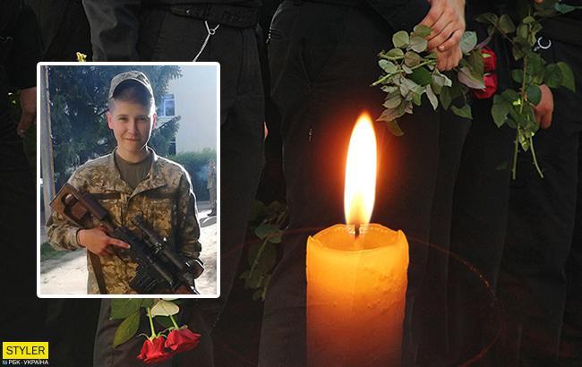 Солдат Олеся: в сети показали фото погибшей 19-летней военной ВСУ