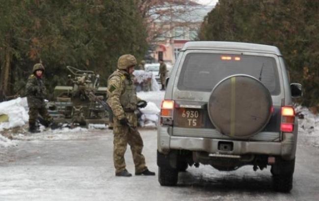 Пасажиропотік через лінію зіткнення на Донбасі знизився на 90%, - ДонОДА