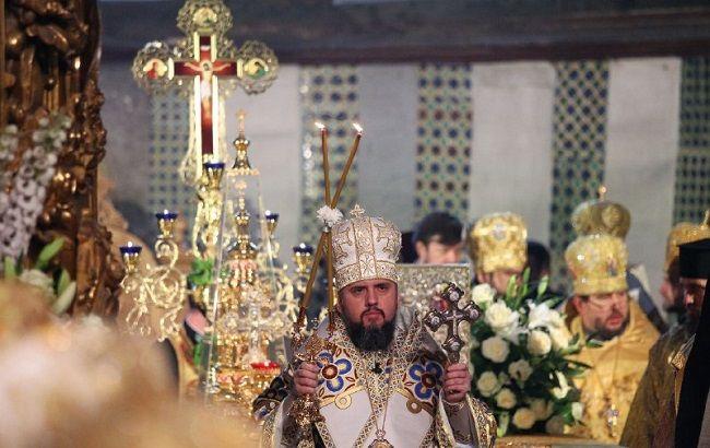 Бог з Україною: мережа відреагувала на інтронізацію Епіфанія