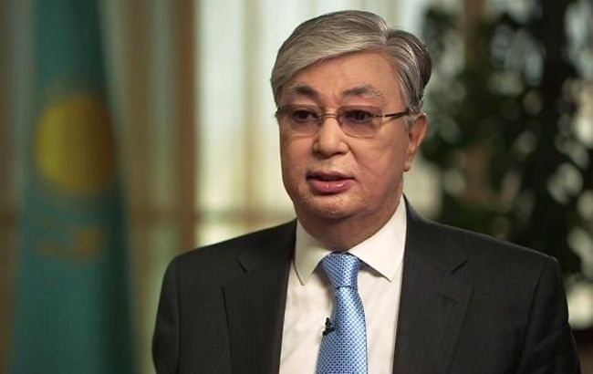Назарбаєв назвав свого наступника