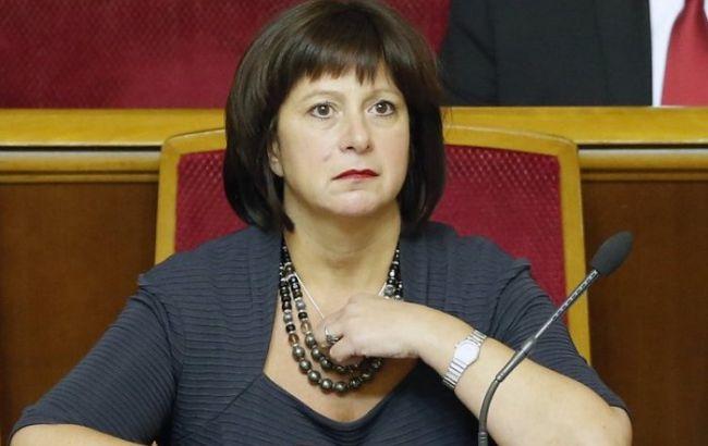 Мінфін України очікує в травні отримати 1 млрд дол. під гарантії США