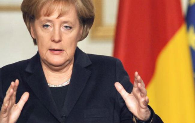 Меркель призвала ЕС помочь Украине с оплатой газа