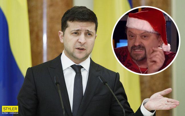 Володимир Зеленський подав в суд на телеведучого: в чому суть позову