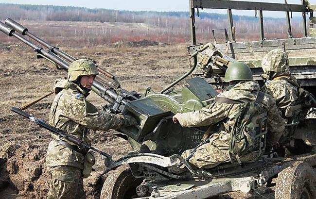 Генштаб: безпілотники з фосфорними гранатами запустили з підконтрольної території Донбасу