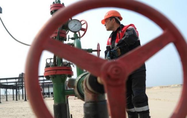 """Украина в октябре импортировала из Европы 892 млн куб. м газа, - """"Укртрансгаз"""""""