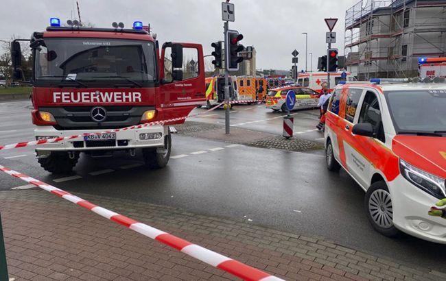 Наїзд авто на натовп у Німеччині: третина постраждалих - діти