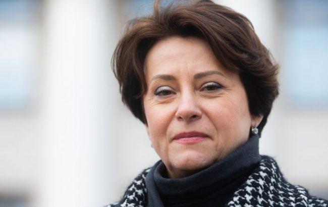 Южаніна: Україна буде змушена зупинити всі соціальні виплати без кредиту МВФ