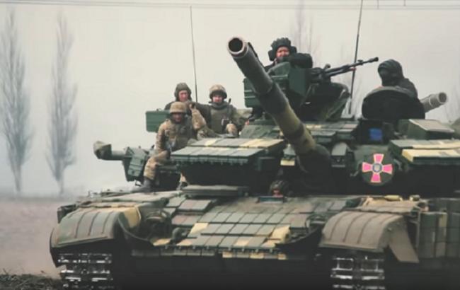 Кадр из видео (YouTube/Військове телебачення України)