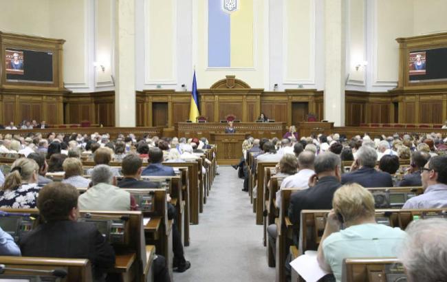 Порошенко ждет реакции Рады наего инициативу оботмене депутатской неприкосновенности