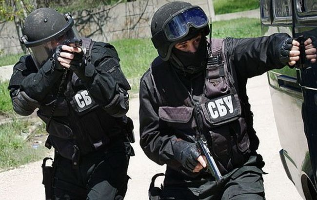 """СБУ затримала одного з лідерів """"Харківських партизан"""""""