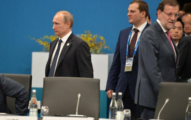 Путин может досрочно покинуть саммит G-20, - СМИ