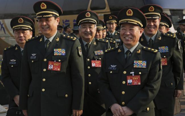 В государственной думе считают неопасным для РФ рост военных расходов Китая