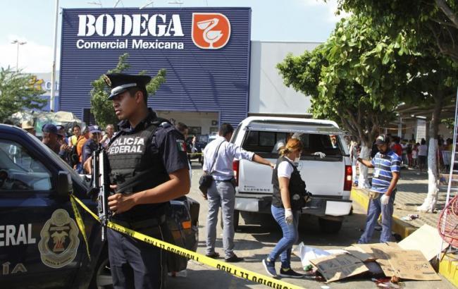 ВМексике неизвестные открыли огонь по гостям поп-ап ярмарки: шесть погибших