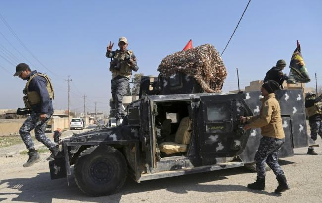 Наступ на Мосул: армія Іраку взяла під контроль аеропорт